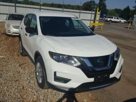Salvage Nissan Rogue